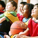 lo sport per i bambini